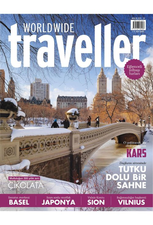 Boutique-Style---World-Wide-Traveller---Aral1k-2015-Kapak