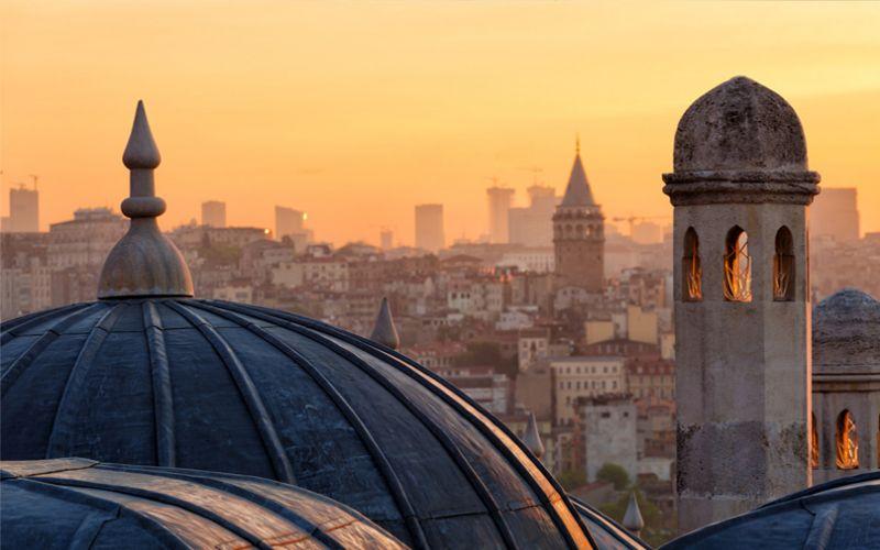 İstanbul Yaşadığın Şehri Keşfet