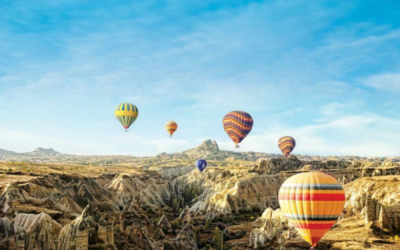 Romantik Kapadokya Turu