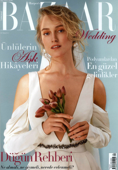 27.10.2017 Harpers Bazaar Wedding