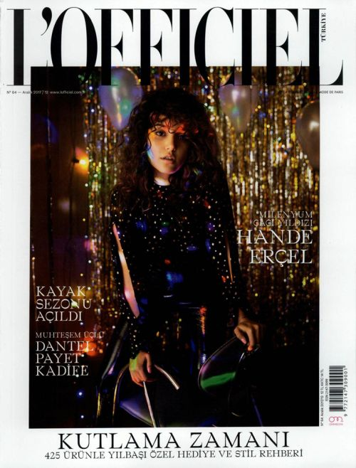 L'Officiel-kapak